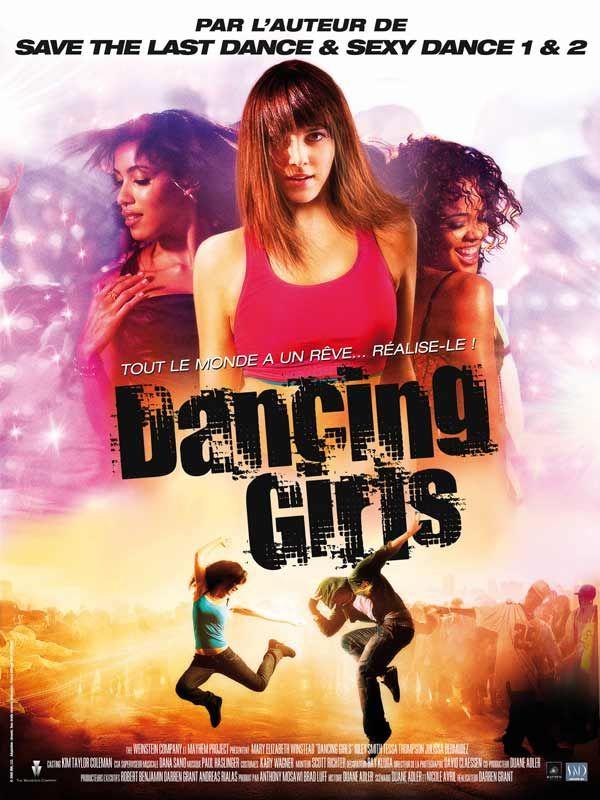 affiche du film Dancing Girls