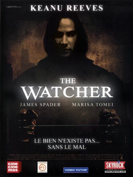 affiche du film The Watcher