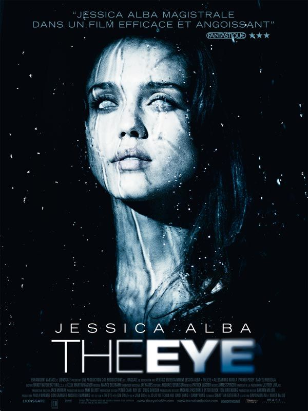 affiche du film The Eye