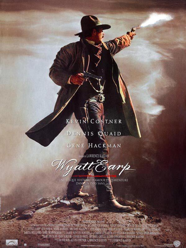 affiche du film Wyatt Earp