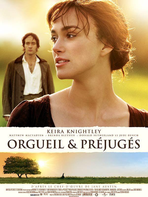 affiche du film Orgueil et préjugés