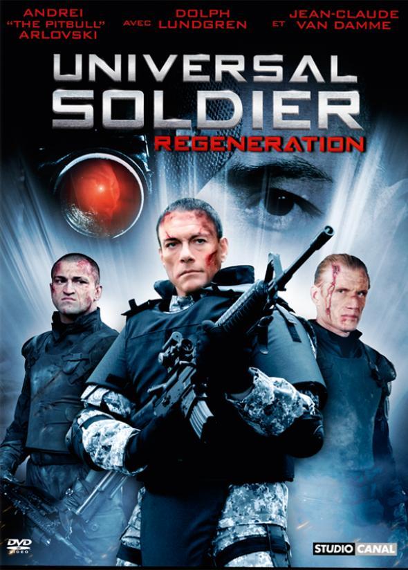affiche du film Universal Soldier : Régénération