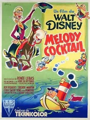 affiche du film Mélodie Cocktail