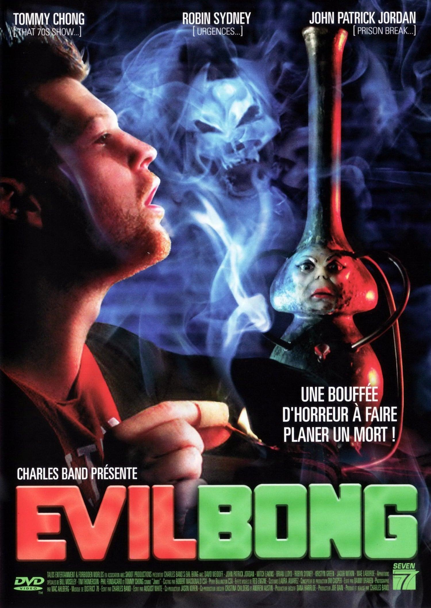 affiche du film Evil Bong