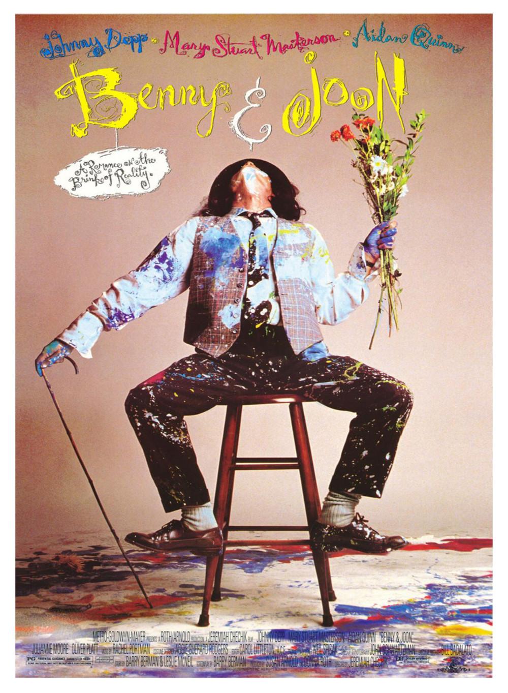 affiche du film Benny & Joon