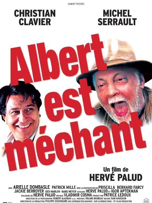 affiche du film Albert est méchant
