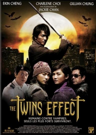 affiche du film The Twins Effect