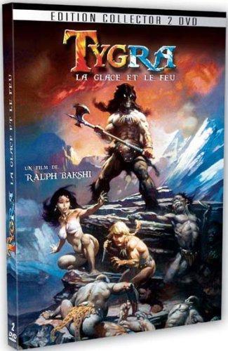 affiche du film Tygra, la glace et le feu