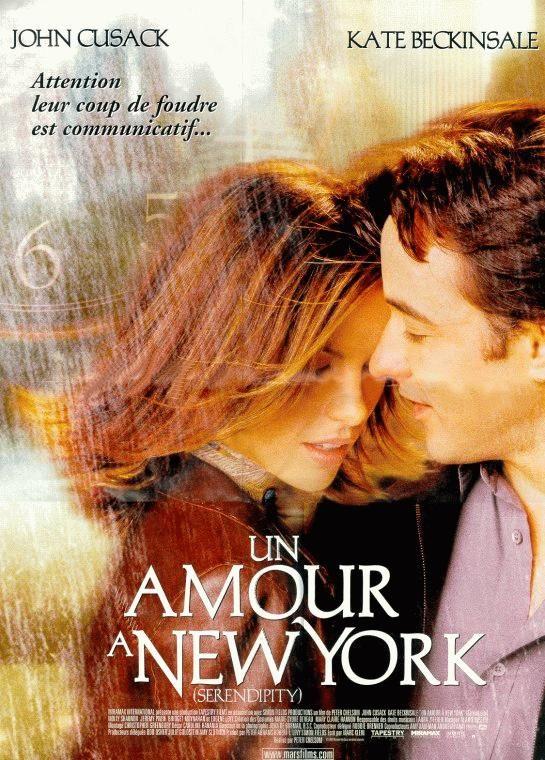 affiche du film Un amour à New York