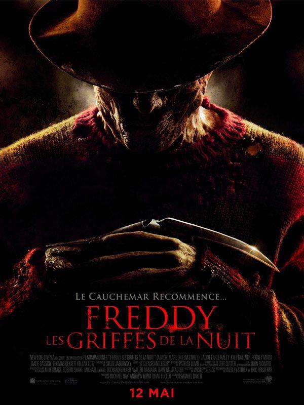 affiche du film Freddy: Les griffes de la nuit