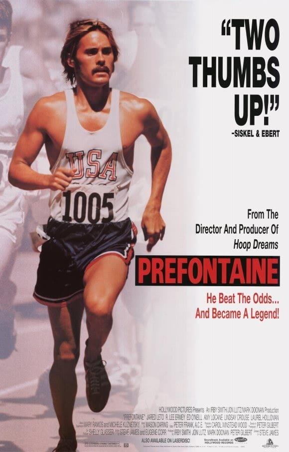 affiche du film Prefontaine