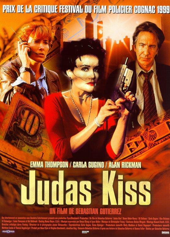 affiche du film Judas Kiss
