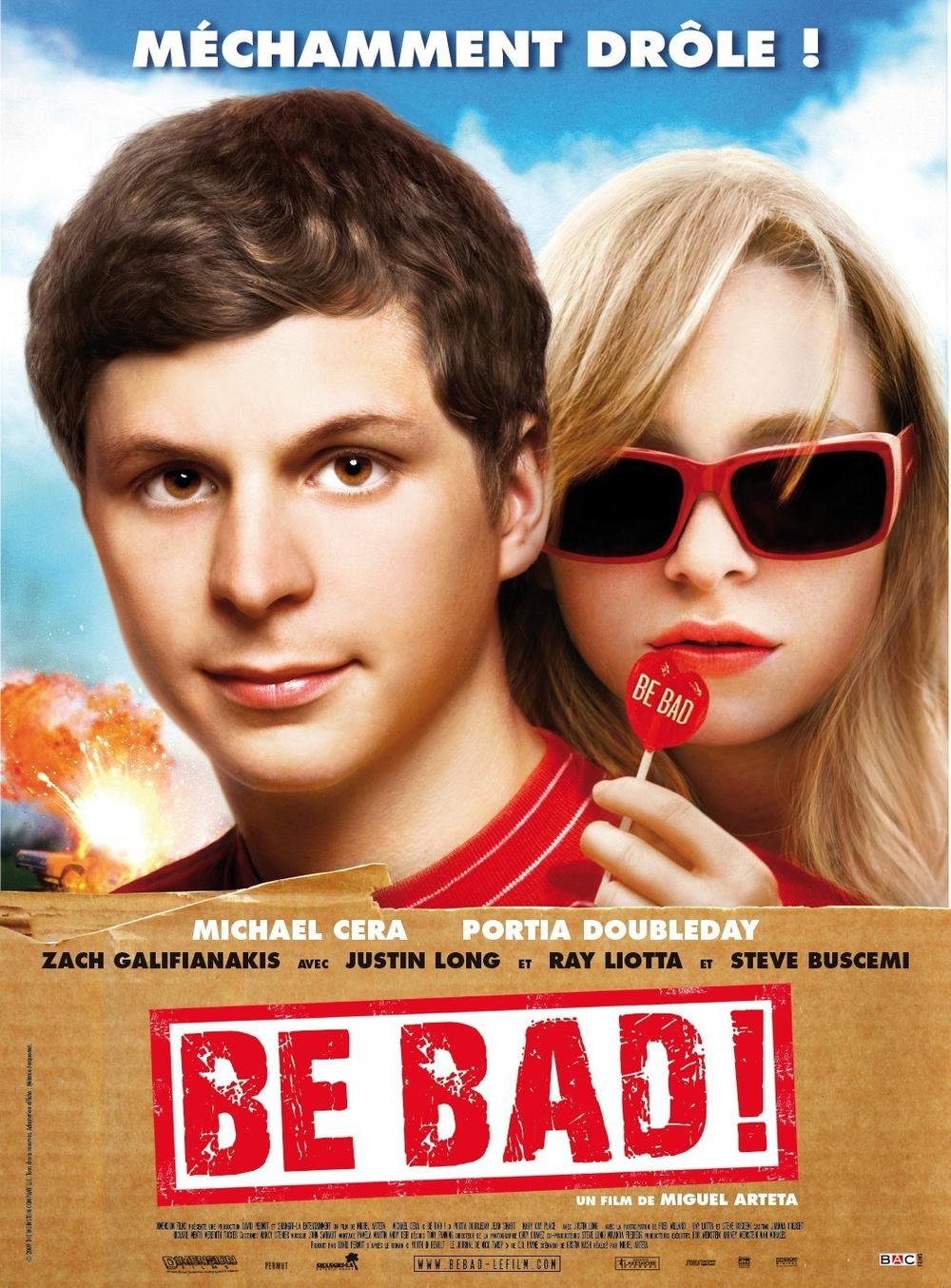 affiche du film Be Bad!
