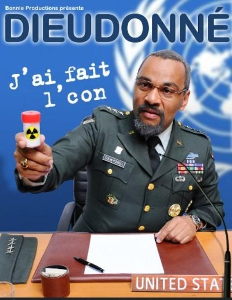 Dieudonné – J'ai fait l'con (2008)