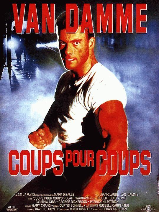 affiche du film Coups pour coups