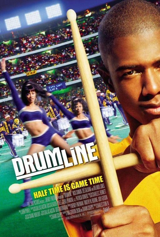 affiche du film Drumline