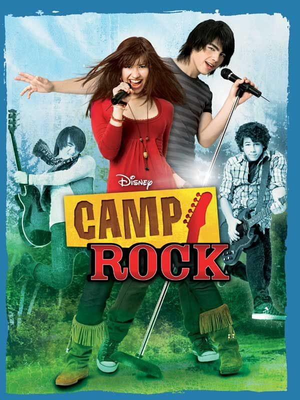 affiche du film Camp Rock (TV)