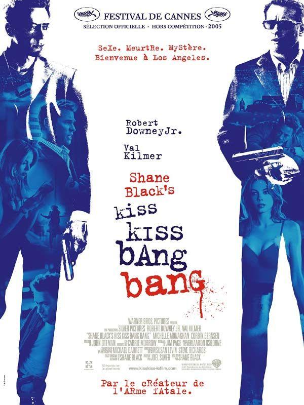 affiche du film Kiss Kiss Bang Bang (2005)