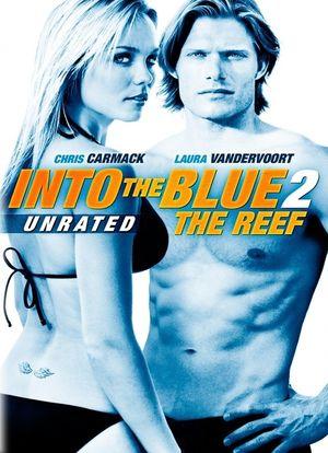 affiche du film Bleu d'enfer 2 : le récif