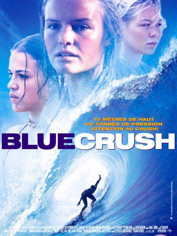 affiche du film Blue Crush