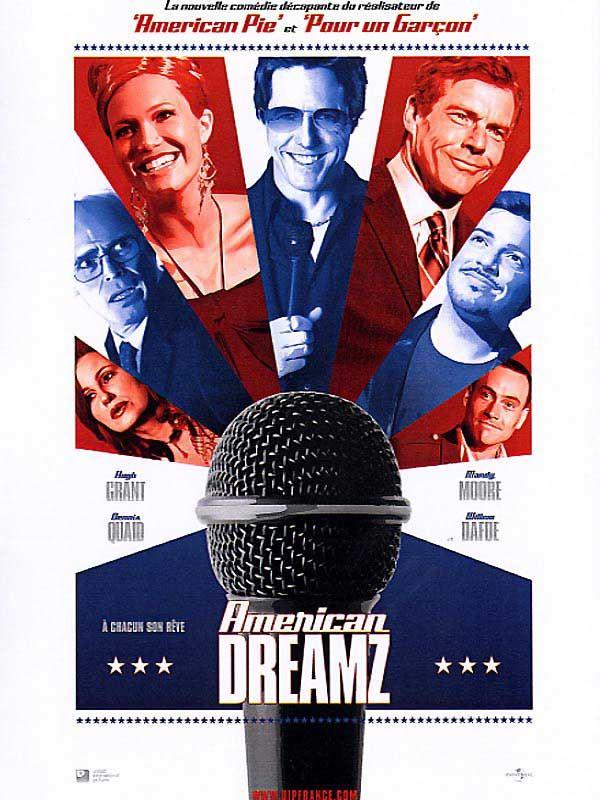 affiche du film American Dreamz