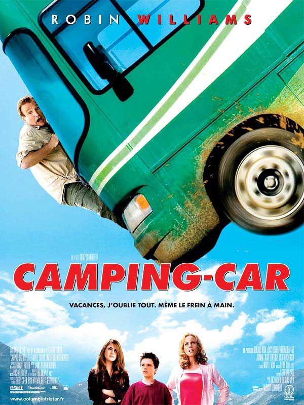 affiche du film Camping car