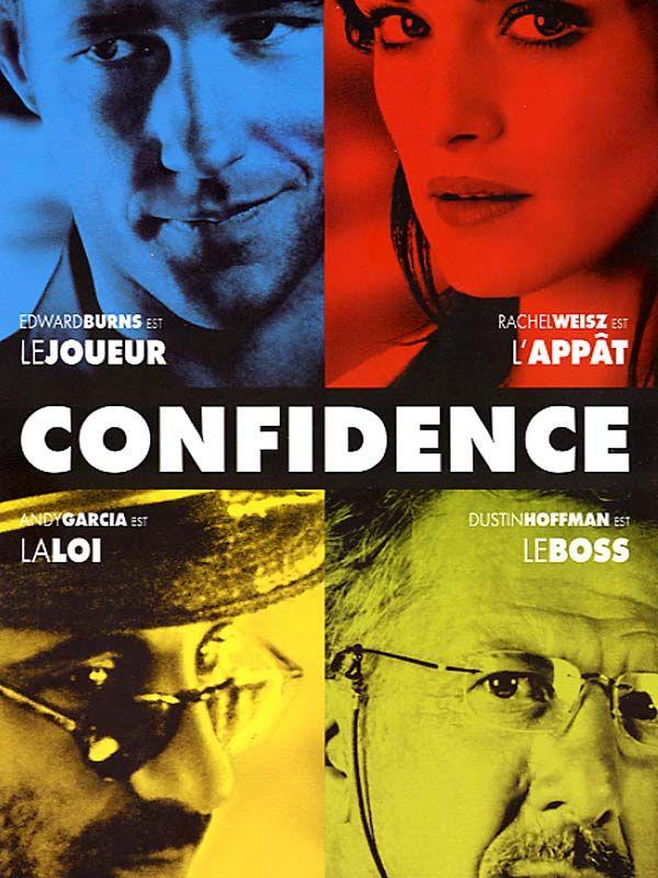 affiche du film Confidence