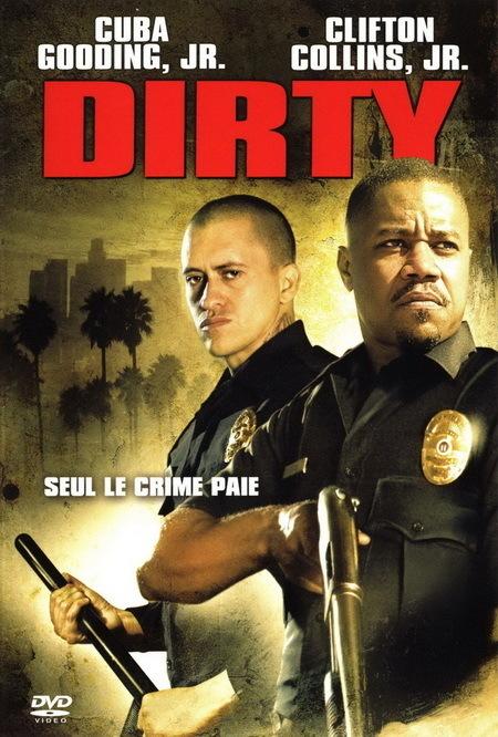 affiche du film Dirty