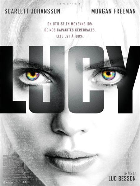 affiche du film Lucy
