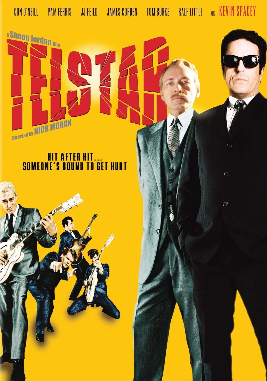 affiche du film Telstar: The Joe Meek Story