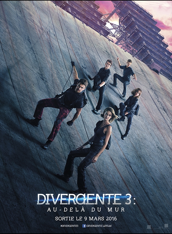 Divergente 3 : Au-delà du mur Affich_30036_1