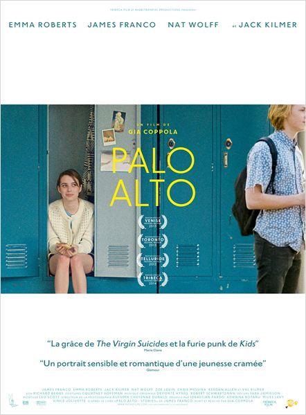 affiche du film Palo Alto