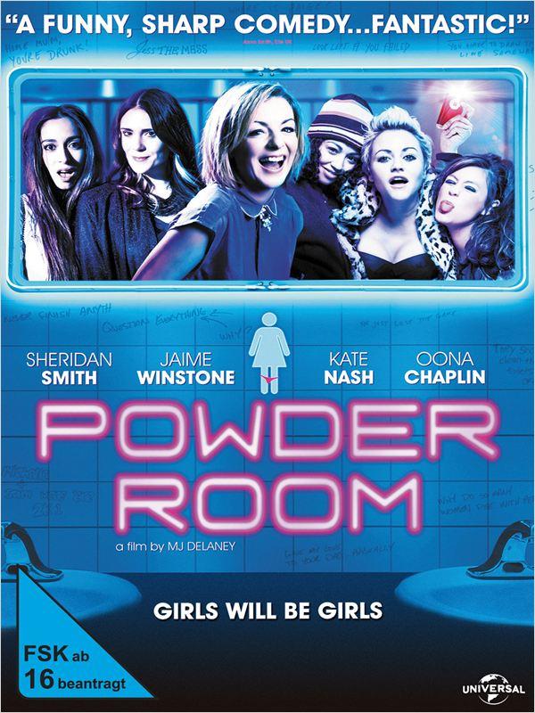 affiche du film Powder Room