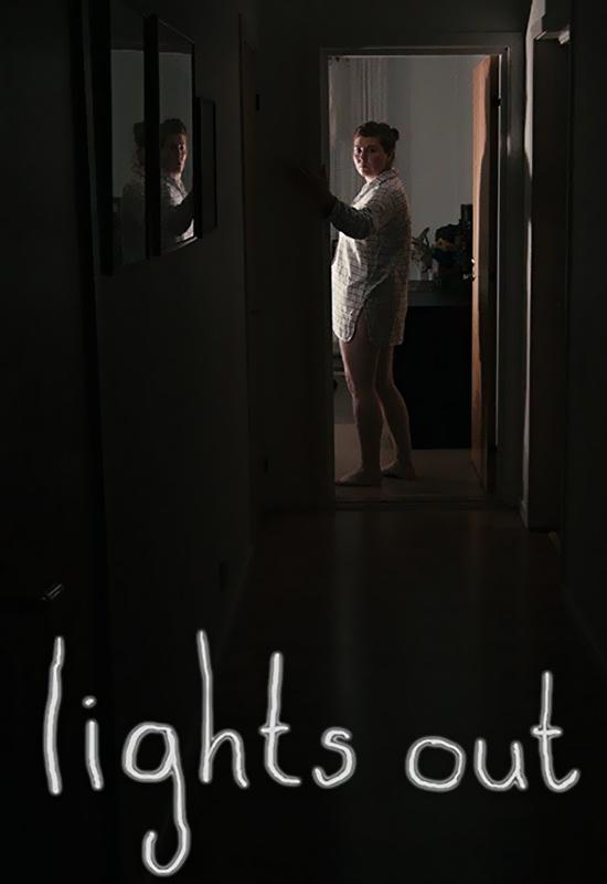 affiche du film Lights Out
