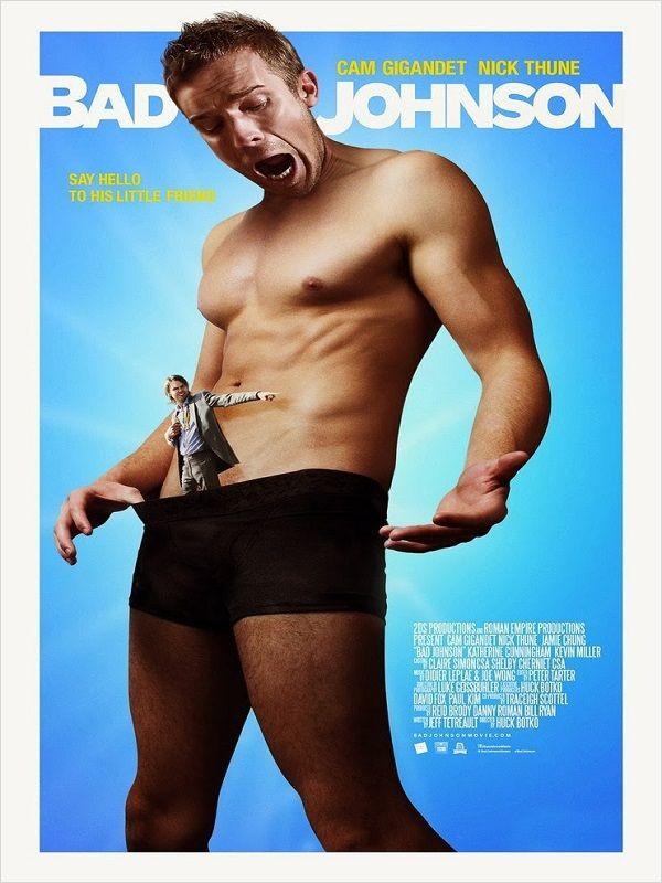 affiche du film Bad Johnson