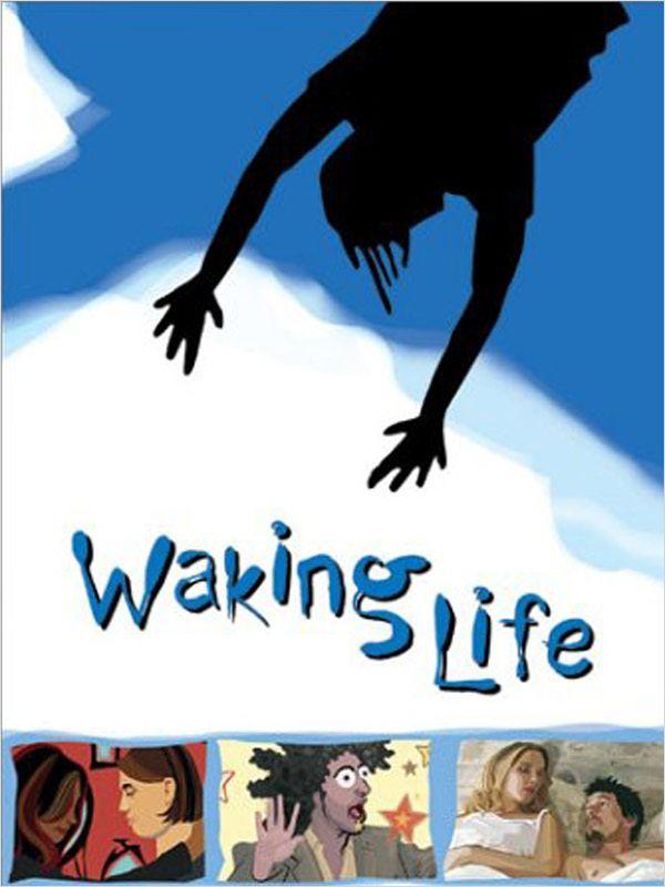 affiche du film Waking Life