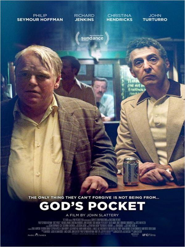 affiche du film God's Pocket