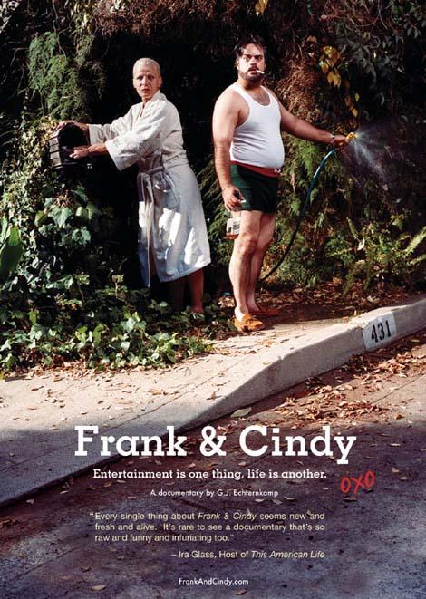 affiche du film Frank and Cindy