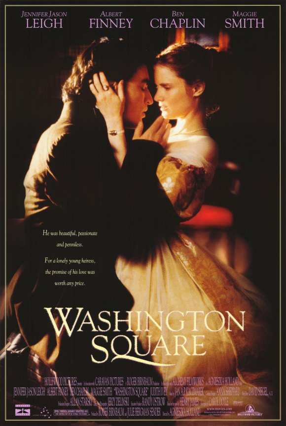 affiche du film Washington Square