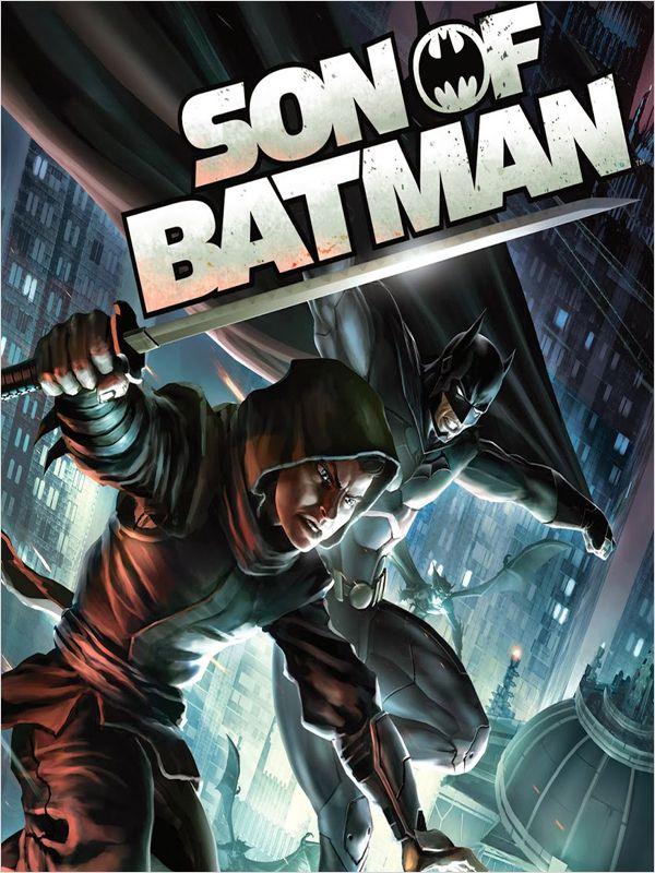 affiche du film Le Fils de Batman