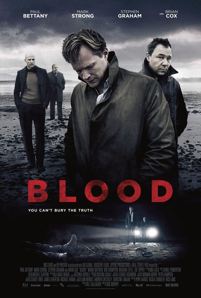 affiche du film Blood