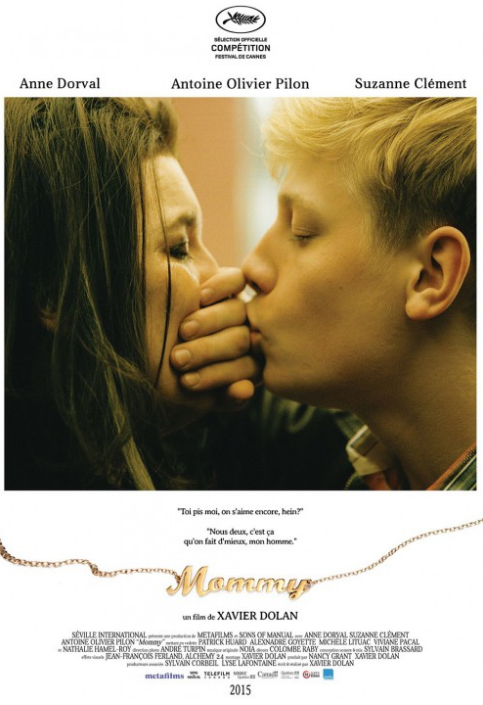 affiche du film Mommy