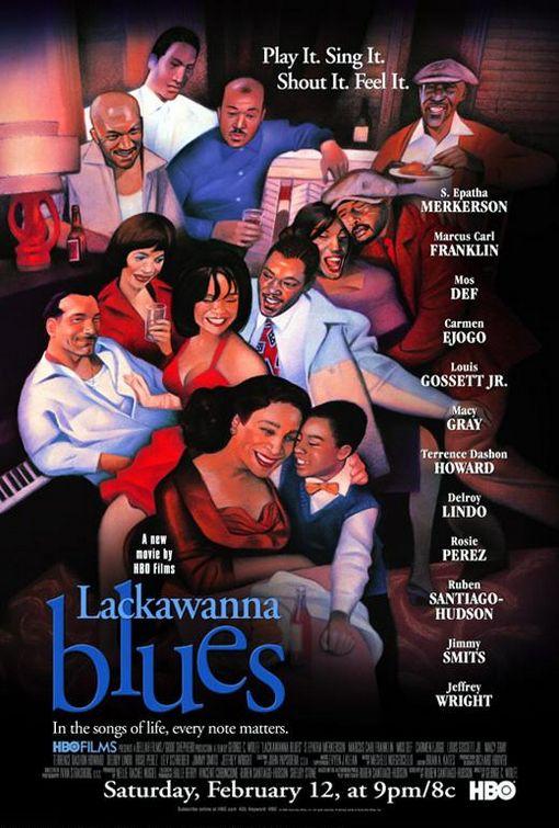 affiche du film Lackawanna Blues (TV)