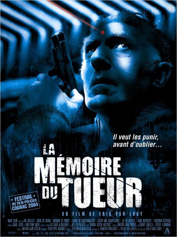 affiche du film La Mémoire du tueur