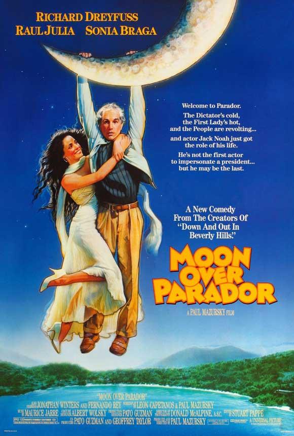 affiche du film Pleine lune sur Parador
