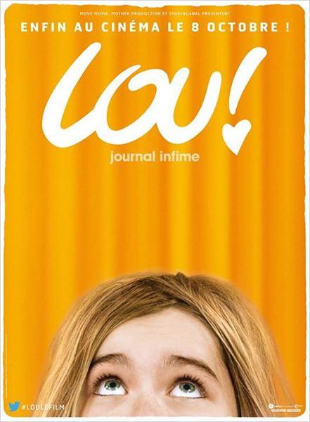 affiche du film Lou ! Journal infime