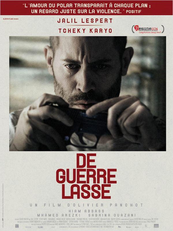affiche du film De guerre lasse (2014)