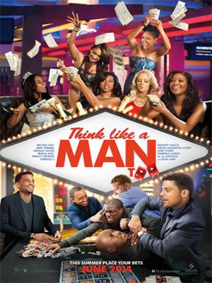 affiche du film Think Like a Man Too