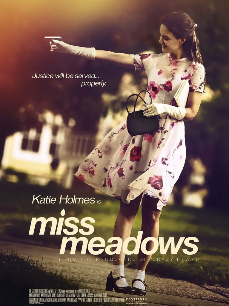 affiche du film Miss Meadows