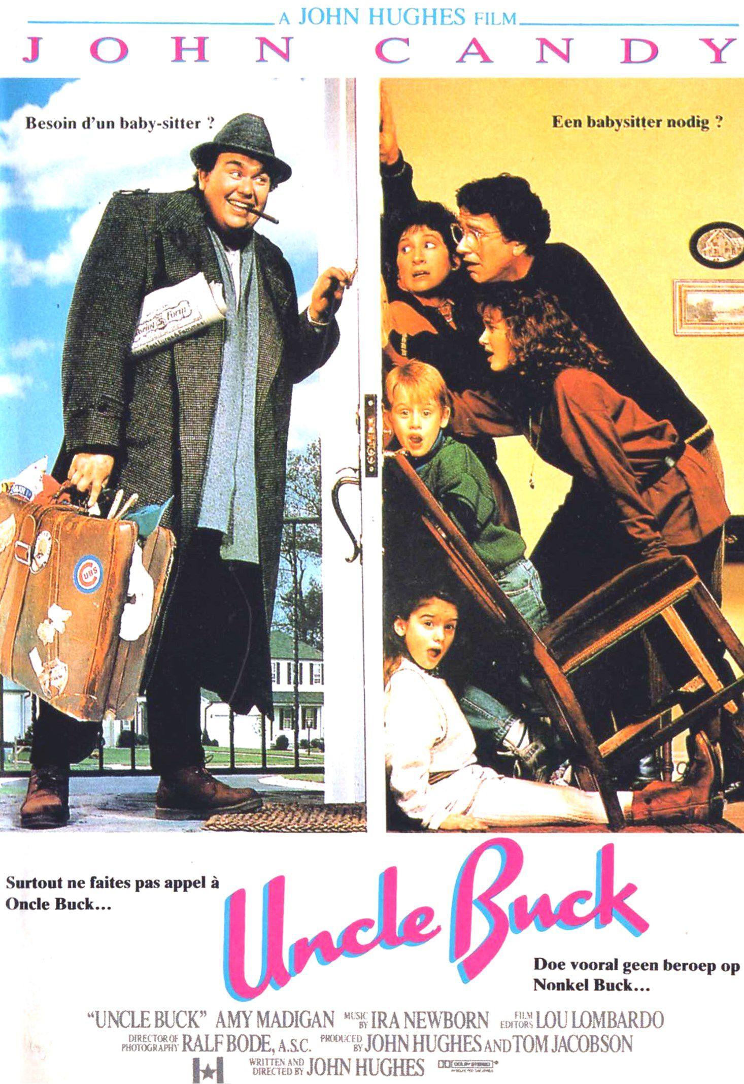 affiche du film L'Oncle Buck